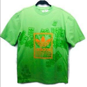 Rare Adidas Pre-sale Sample Trefoil T Shirt